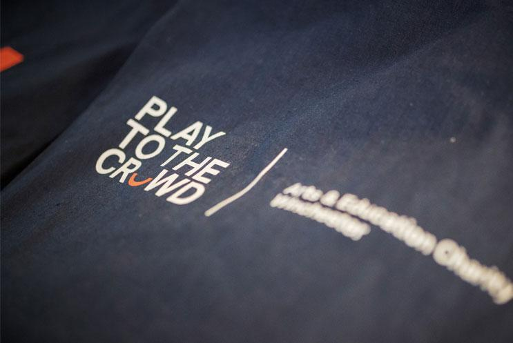 Play to the Crowd Corporate Launch